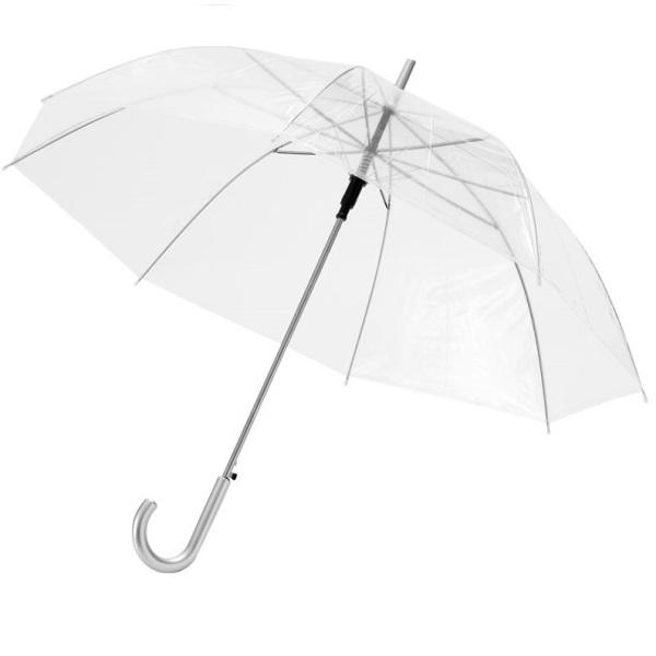 23' Transparent Automatic Umbrella