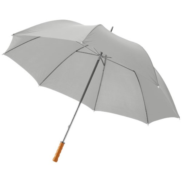 Karl 30'' Golf Umbrella with Wooden Handle