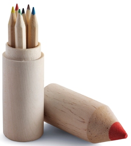 6 Pencils Holder