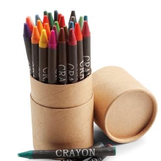 Card 30 Crayon Set