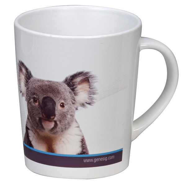 Metro Dye Sublimation Mug