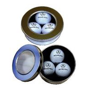 Girona Three Ball Tin