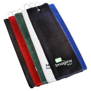 Oxford Golf Towel