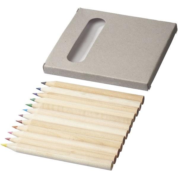 Tallin 12-piece Coloured Pencil Set