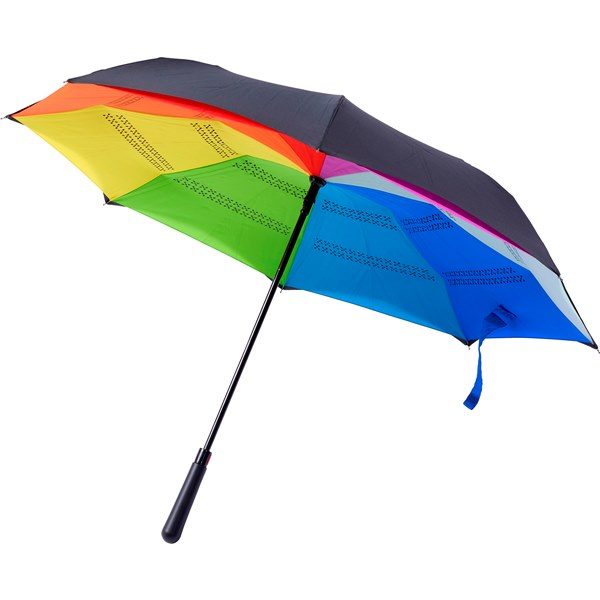 Automatic Reversible Pongee (190T) Umbrella