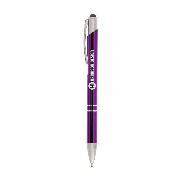 Crosby Shiny Pen w/Top Stylus