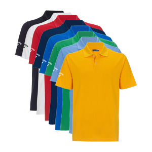 Callaway Textured Solid Polo
