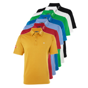 Callaway Stretch Solid Polo