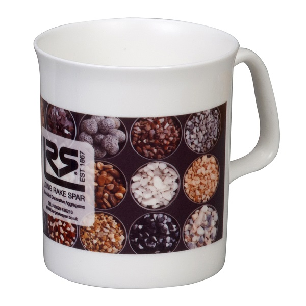 Marlborough Dye Sublimation Mug