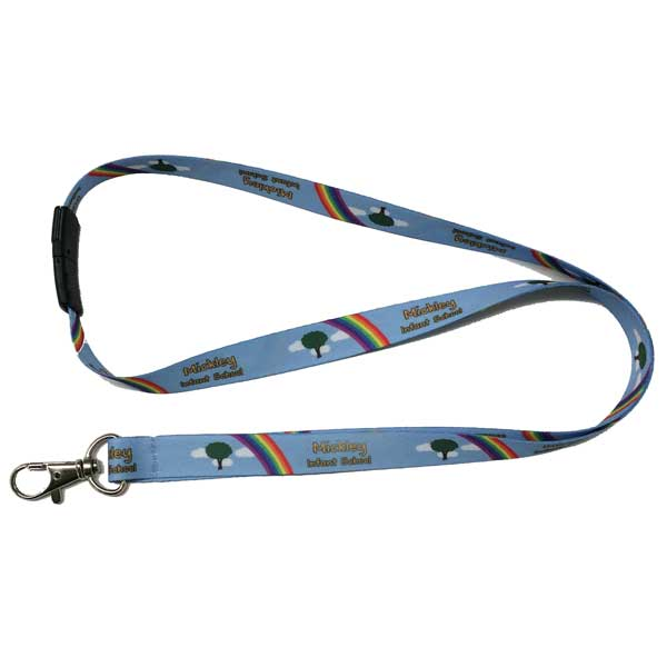 Express 15mm Smooth Polyester Lanyard