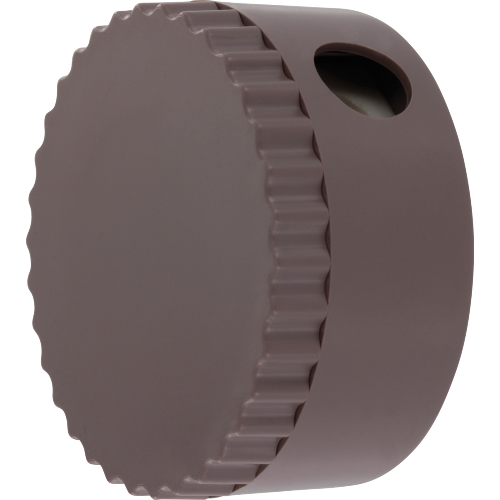 Recycled Pencil Sharpener Brown FC