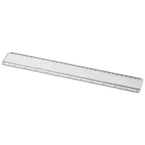 Ellison 30cm Plastic Ruler with Paper Insert