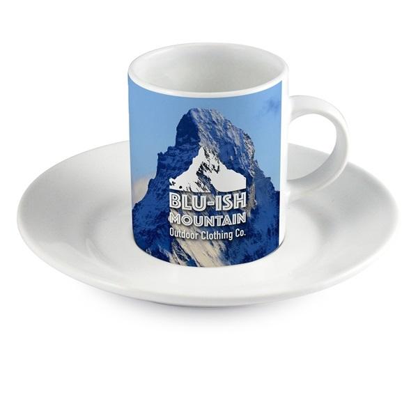 Duraglaze® Espresso Durham PhotoMug