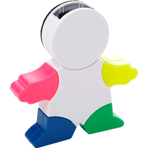 Figure-Shaped ABS Highlighter