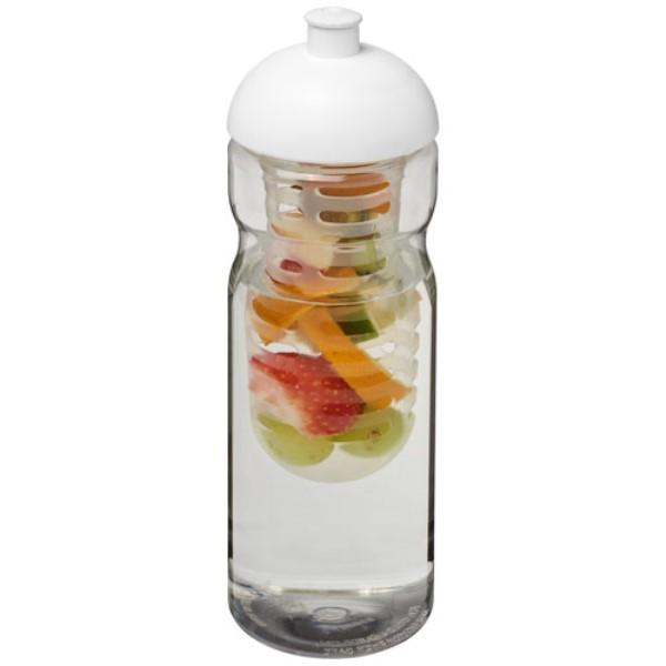 H2O Base® 650ml Dome Lid Sport Bottle & Infuser