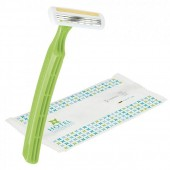 BIC Pure 3 Lady Shaver in Personalized Flow Pack