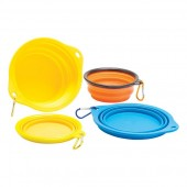Silicone Pop-Up Dog Bowl