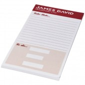 Desk-Mate® 1/3 A4 Notepad - 25 pages