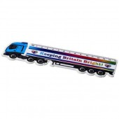 Loki 15cm Lorry Shaped Plastic Ruler