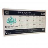 Desk Easel Calendar