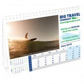 A5 Easel Calendar