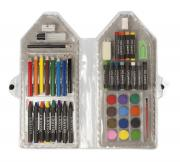 48 Piece Art Set