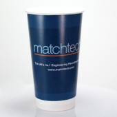 20oz (500ml) Double Walled Paper Cup