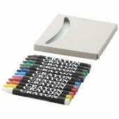 12 piece Wax Crayons