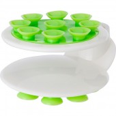 Plastic Mobile Phone Holder with Suction Cups