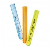 Reusable Plastic Shot Tube