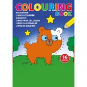 A5 Children's Colouring Book