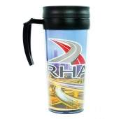 Thermal Travel Insert Flask with Handle (14oz/400ml)
