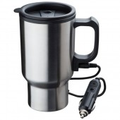 Heating Stainless Steel Thermo Cup