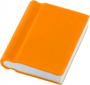 Book Shaped Eraser