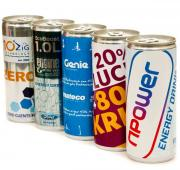 Energy Drink 250ml Can
