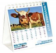 Mini Easel Calendar