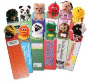 Animal Logobug Bookmarks