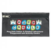 Nylon PVC Pencil Case