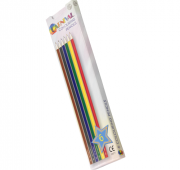 Carnival Colouring Pencils Full Size 6 Pack FC