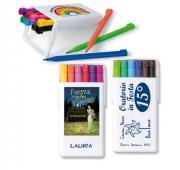 Rainbow Colouring Set