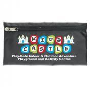 Nylon PVC Pencil Case