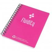 A6 Enviro Smart Polyprop Pop Wiro Notebook