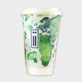 Green & Good Compostable Coffee Cup 16oz