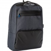 PVC Backpack with Anti-Theft Back Pocket