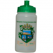 BioSport 500cc Fingergrip Bottle