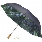 Forest 21'' Foldable Auto Open Umbrella