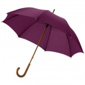 Jova 23'' Umbrella with Wooden Shaft and Handle
