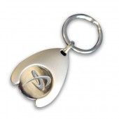 Wishbone Trolley Key Ring