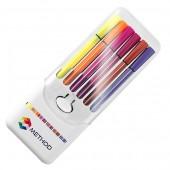 Aquarel Felt Tip Pen Set - Full Colour