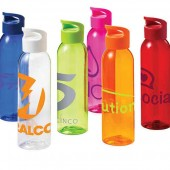 Sky Translucent Sport Bottle 650ml